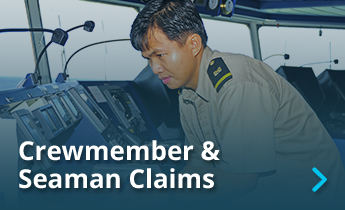 crewmember seaman claims accidents seafarer maritime attorney lawyer cruise ship