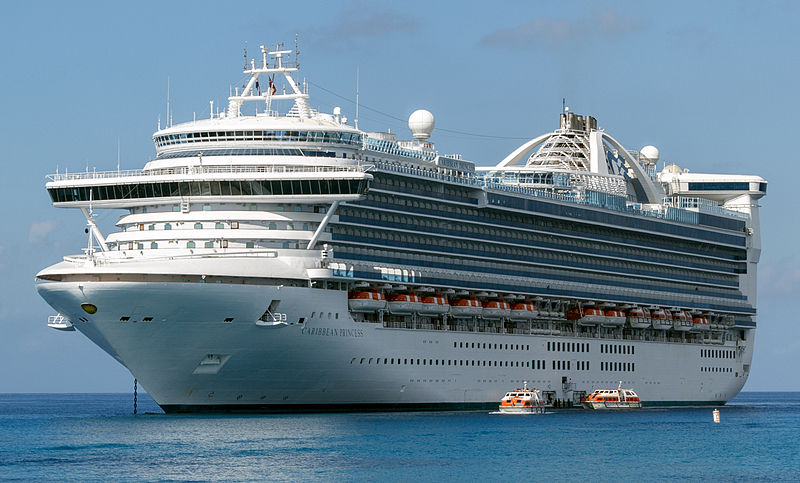 Caribbean Princess passenger dead died death snorkeling accident drown belize cruise ship