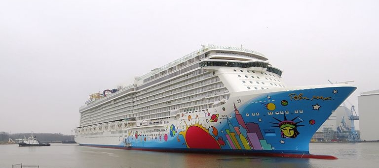 Norwegian Breakaway crew member accident lifeboat dead dies